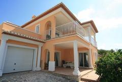 Недвижимость в Испании, Вилла с видами на море в Морайра
