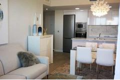 Недвижимость в Испании, Новые квартиры на первой линии пляжа от застройщика в Ла Манга